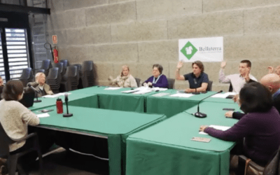 [VÍDEO] Junta de Veïns de l'EMD de Bellaterra del 11 d'abril de 2019