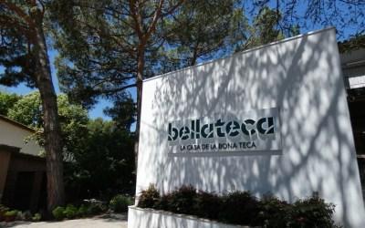 Robatori amb força al restaurant Bellateca de Bellaterra