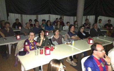 El Barça omple el Club per compartir una jornada rodona
