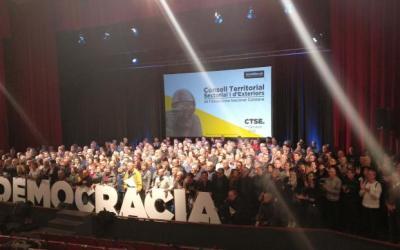 Bellaterra al Consell de Territorials, Sectorials i d'Exteriors de l'ANC