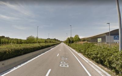 Mor un motorista a la carretera del Sincrotró