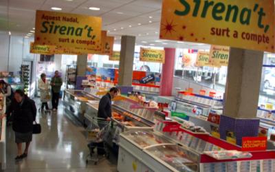 La Sirena contractarà 240 persones per a la campanya de Nadal