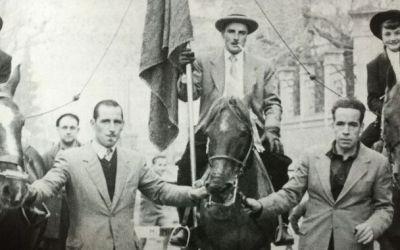 Els Tres Tombs i la tradició del cavall a la ciutat