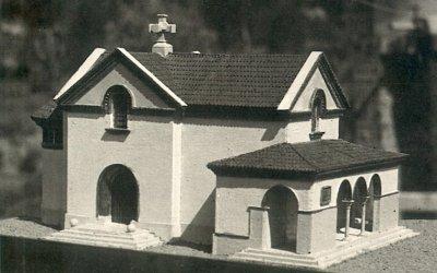 A Bellaterra tenim l'església de perfil