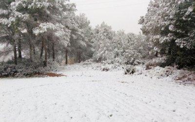 Precaució en la mobilitat davant la previsió de nevades a cotes baixes