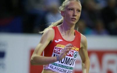 Zoya Naumov arriba a semifinals a les proves de Glasgow 2019