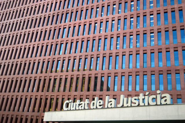 Edifici Lde la Ciutat de la Justícia | iStock