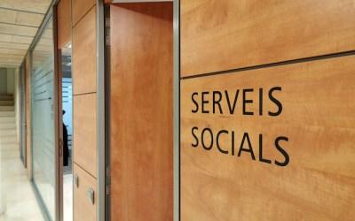 Es dobla el nombre de famílies ateses per Serveis Socials durant la crisi del coronavirus