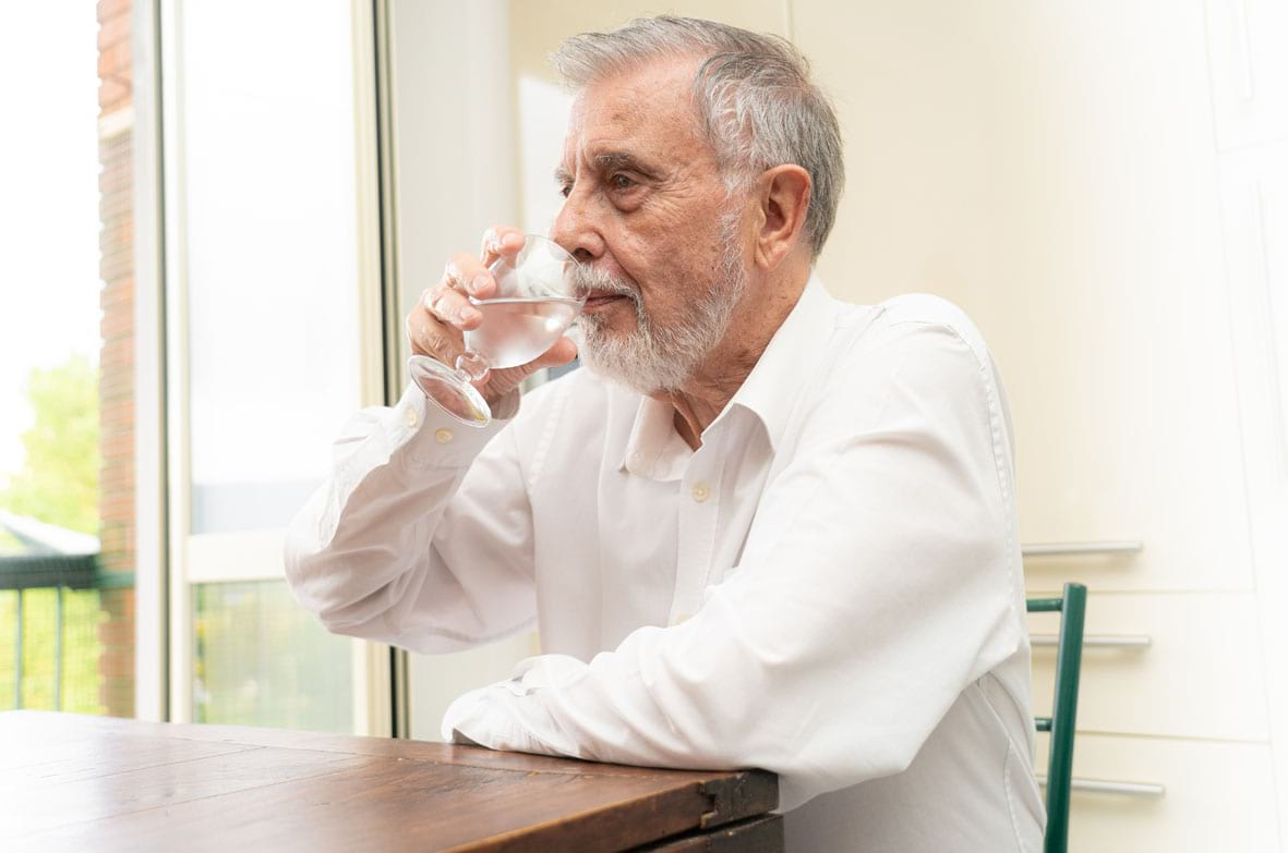 Beure aigua és especialment important per combatre la calor | Diputació de Barcelona