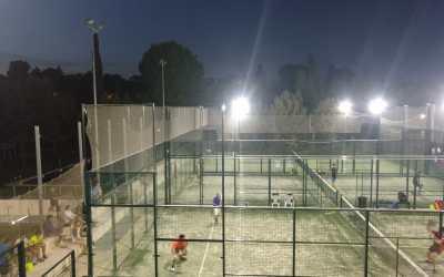 Èxit del Circuit Open Head al Club Bellaterra tot i les restriccions