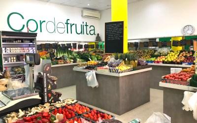 Encarrega la teva fruita i verdura a Cor de Fruita!