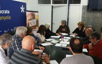 Dimiteixen en bloc les executives del PDeCAT a Cerdanyola i Sant Cugat