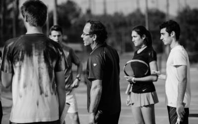 Nova escola de tennis a Bellaterra!