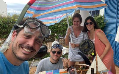 [FOTOS] Les Paelles Confinades de la Festa Major de Bellaterra 2020
