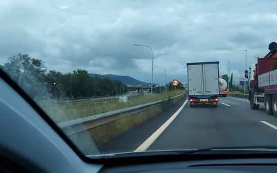 Important accident amb 12 kms de cua a l'AP-7 en direcció Girona