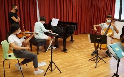 El Musical celebra dos concerts de Festa Major tot i la seva suspensió