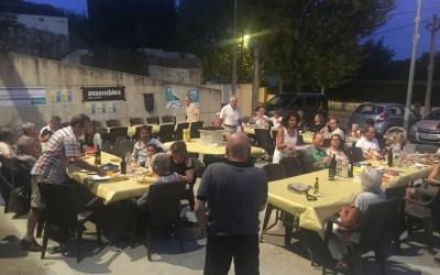 [FOTOS] Gresca al 7è Sopar a la Fresca de l'ANC-Bellaterra