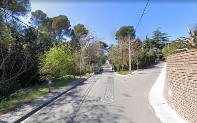 Intrusió en una casa a prop de l'estació de Bellaterra