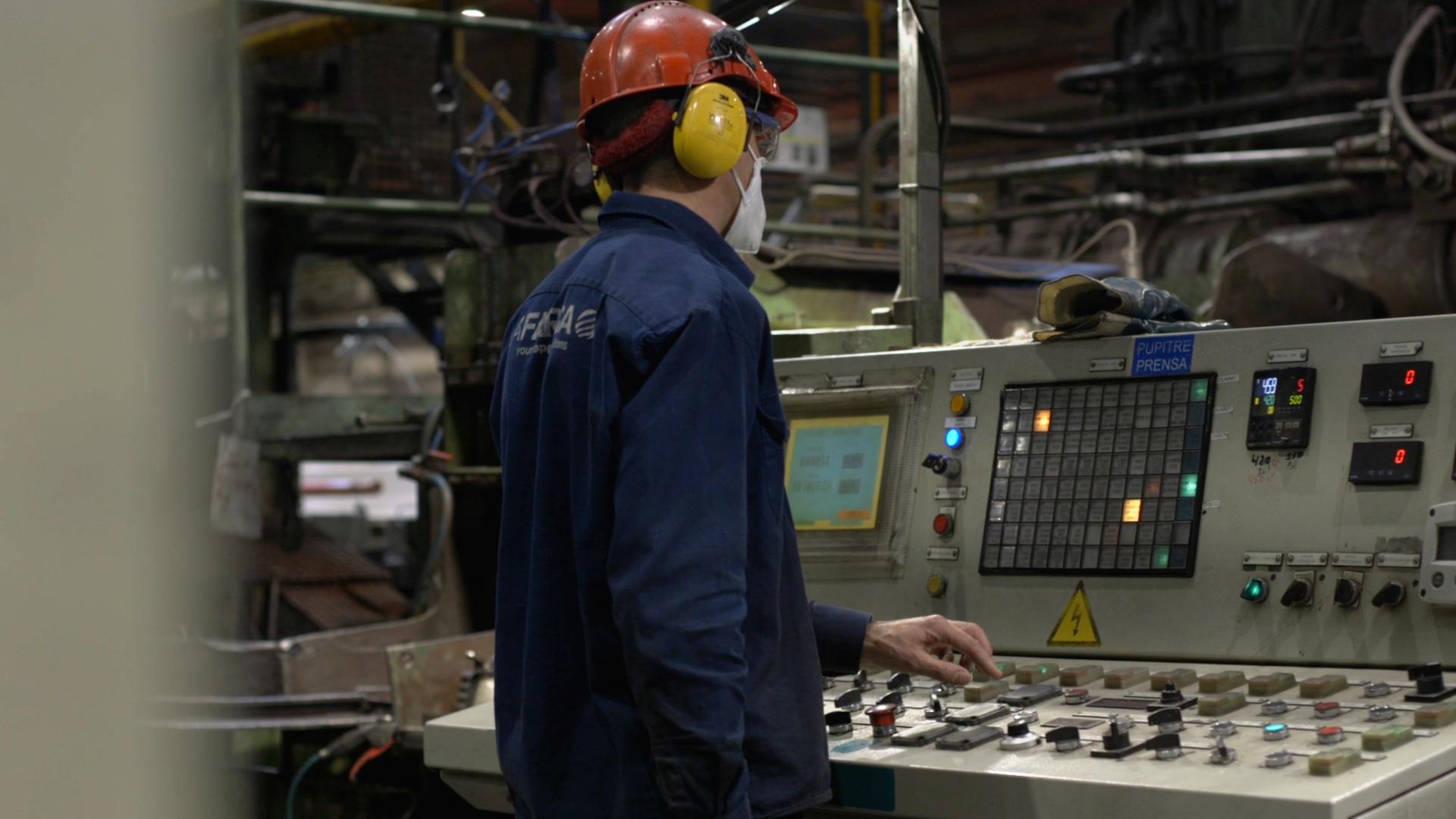 Instal·lació d'un sistema de gestió energètica a l'empresa metal·lúrgica La Farga | ICAEN