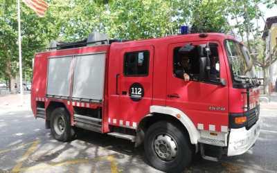 Bombers demana extremar les precaucions contra els incendis a la llar