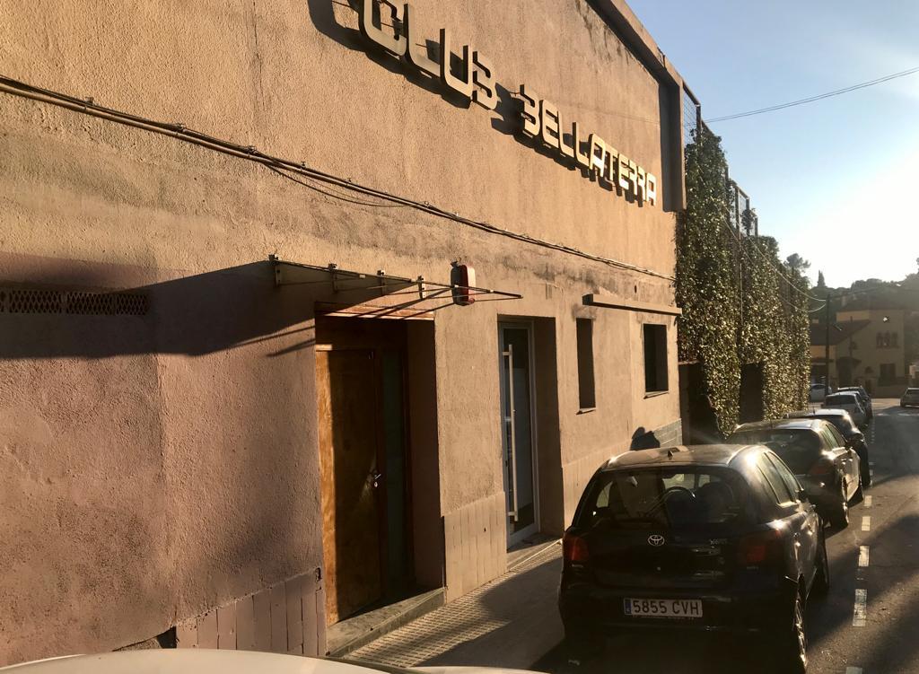 Ubicació a on es projecta el centre mèdic de Bellaterra, al carrer Lluís de Ábalo | Laia TR