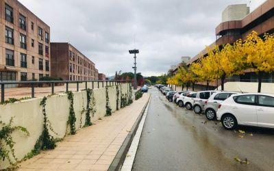 Salut fa un cribratge a la Vila Universitària de la Universitat Autònoma
