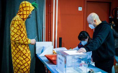Els resultats de les eleccions del 14-F a Cerdanyola