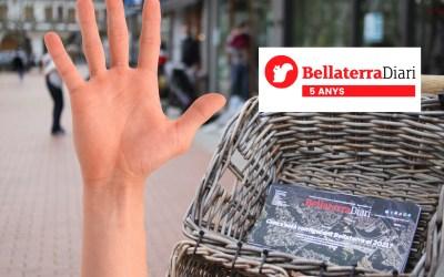 BellaterraDiari arriba als 5 anys!