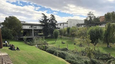 El campus de la UAB | UAB