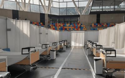 La pista d'atletisme de Sabadell serà un centre de vacunació massiva contra la Covid-19