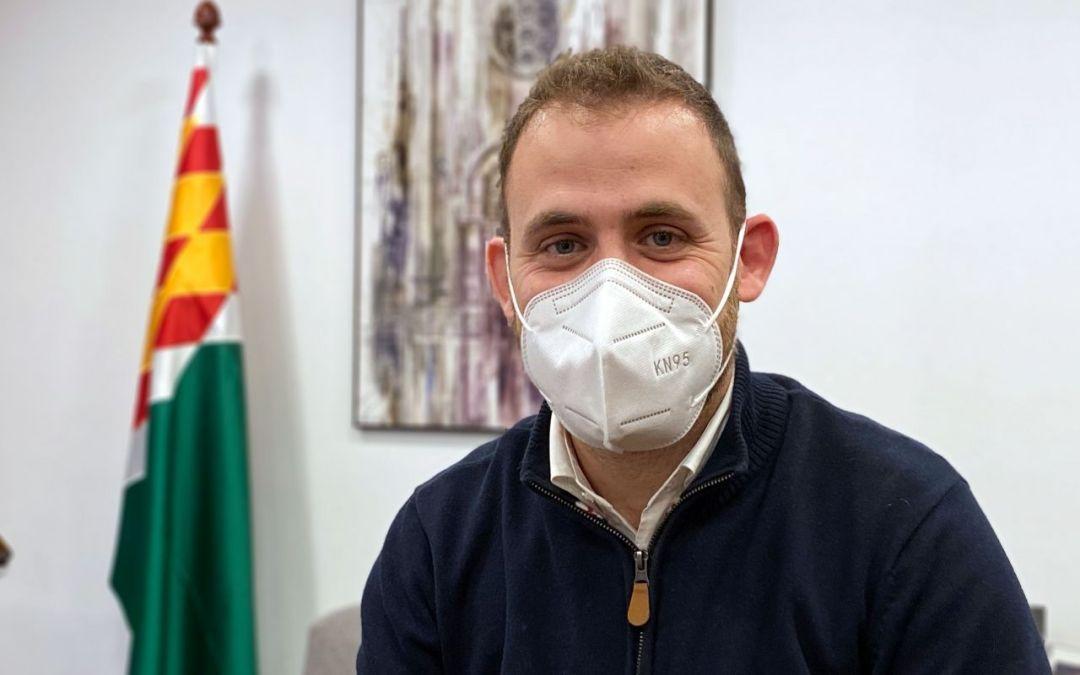 """Carlos Cordón: """"Estem fent passes perquè Cerdanyola tingui l'oferta d'oci familiar que mereix"""""""