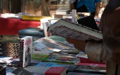"""Paper's tanca """"el millor Sant Jordi des que som a Bellaterra"""""""