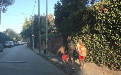 L'Ajuntament de Cerdanyola convida a anar caminant o en bici a escoles i instituts