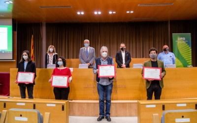 L'Ajuntament de Cerdanyola entrega els Premis Literaris 2021