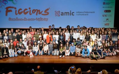 24 alumnes del Vallès Occidental arriben a la final del concurs literari AMIC-Ficcions
