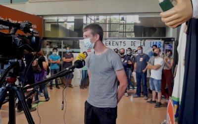 La Selectivitat a la UAB coincideix amb la vaga de personal docent i administratiu