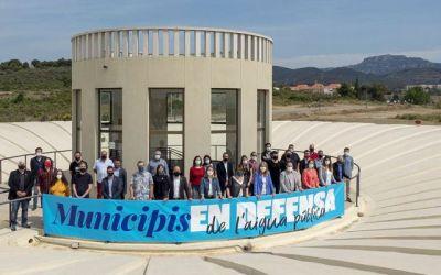 Municipis propers a Bellaterra es manifesten per la gestió  pública de l'aigua