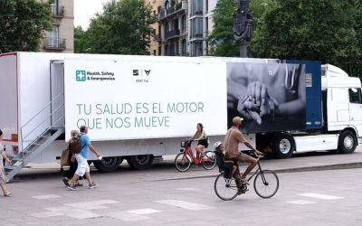 Els autobusos de vacunació sense cita passaran per la comarca