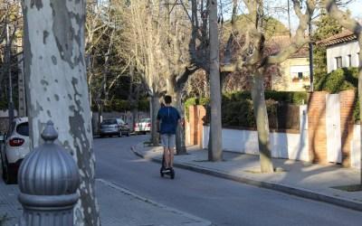Nova normativa que regula la circulació de bicicletes i patinets