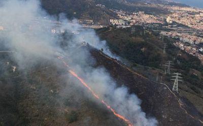Presó provisional pel presumpte autor dels darrers  incendis a Collserola