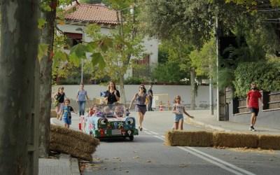 FOTOS   Les divertides imatges de la Baixada de Carros