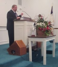 Pastor Brian preaching cropped