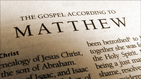 Who Wrote the Gospel of Matthew? – Bellator Christi