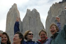 Base of the Towers - Torres del Paine National Park