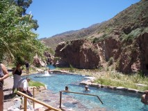 Hot Springs Mendoza