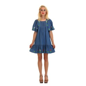 Mirjami Blue Dress