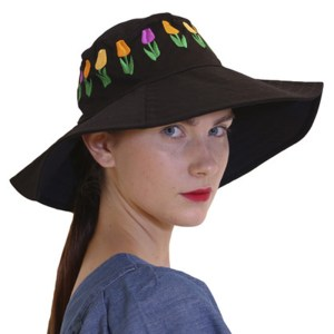 Tulip Black Hat