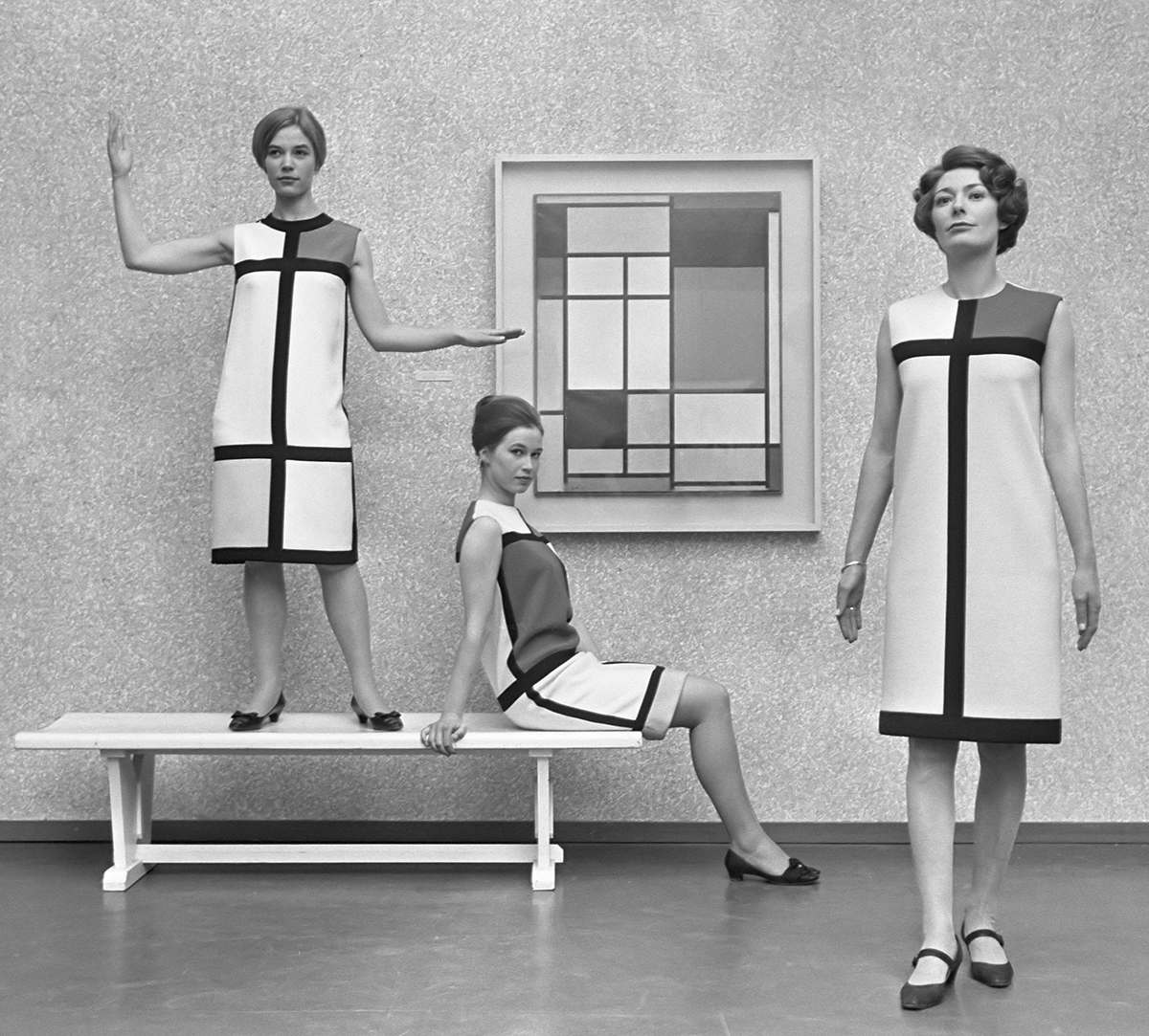 The-Mondrian-collection-of-Yves-Saint-Laurent