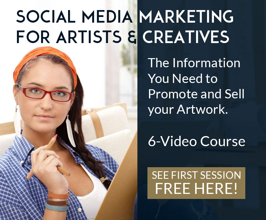 Social Media Marketing for Artists and Creatives