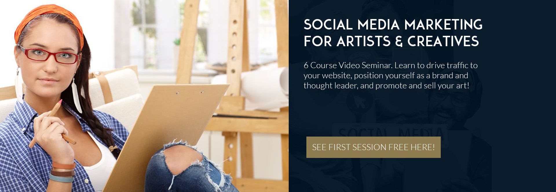 social media marketing for artists